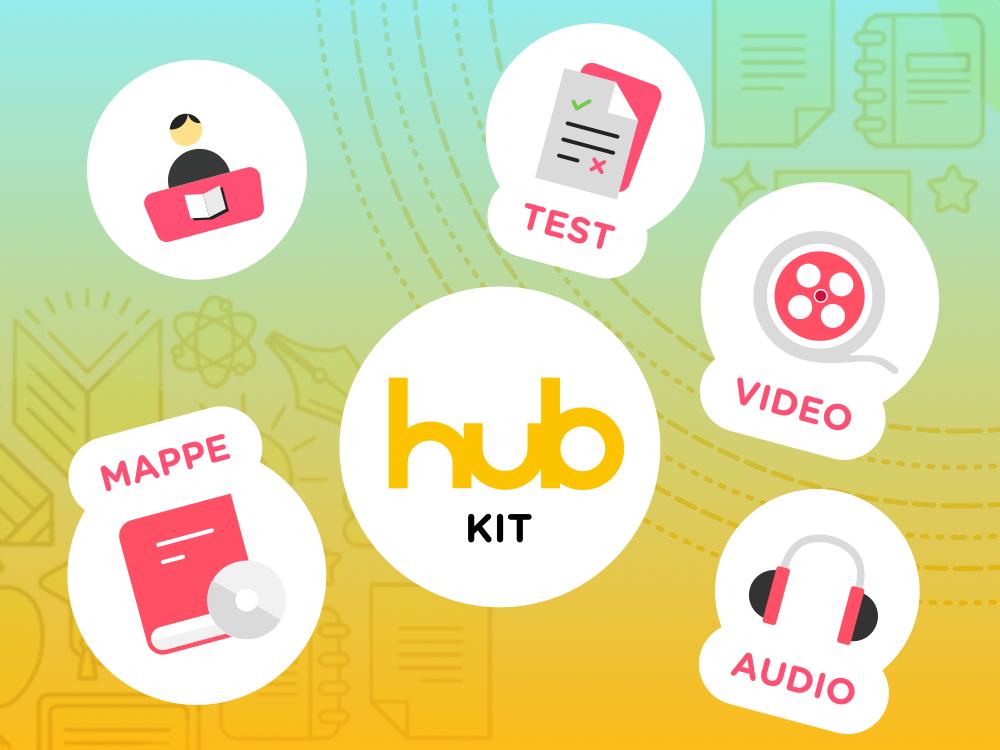 HUB Kit: i Contenuti Digitali Integrativi