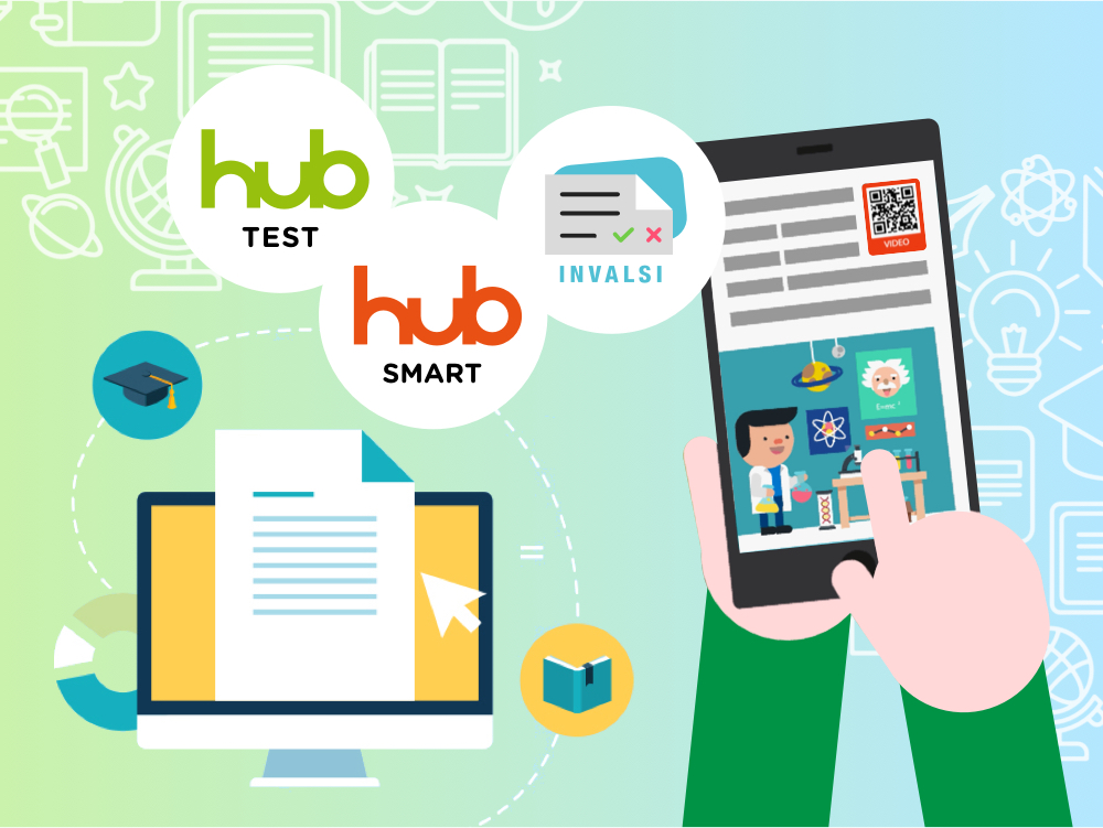 HUB Test, HUB INVALSI e HUB Smart