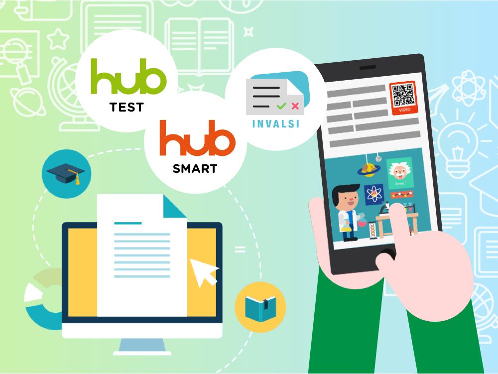 HUB Test, HUB INVALSI e HUB Smart