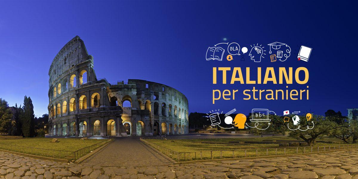 Scopri il catalogo di Italiano per stranieri!