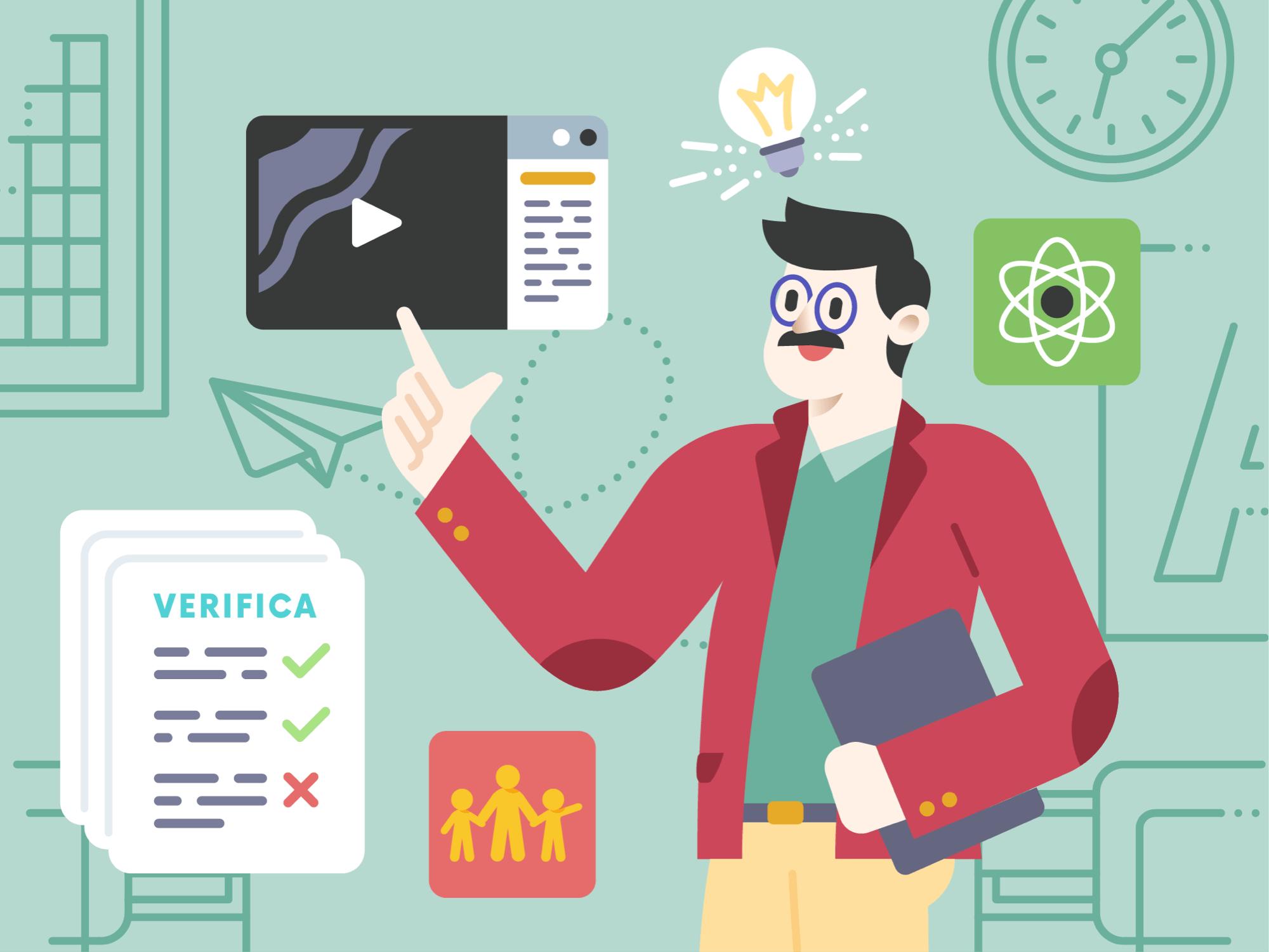 Per favorire una didattica sempre più inclusiva e per educare alla cittadinanza digitale