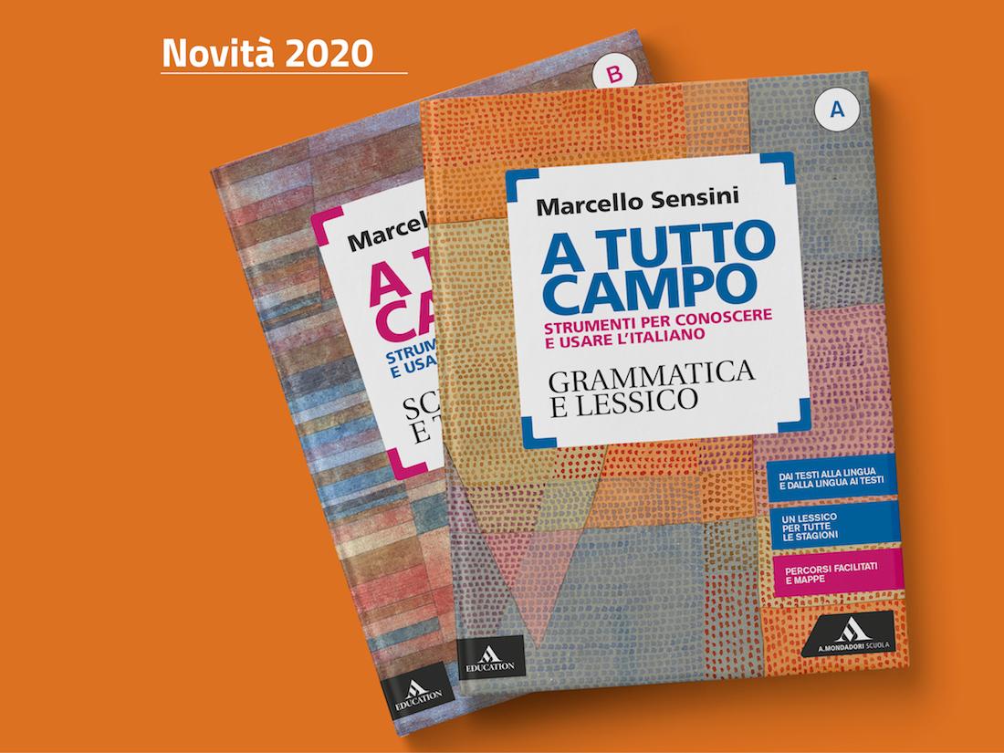 A tutto campo: la nuova grammatica di Marcello Sensini