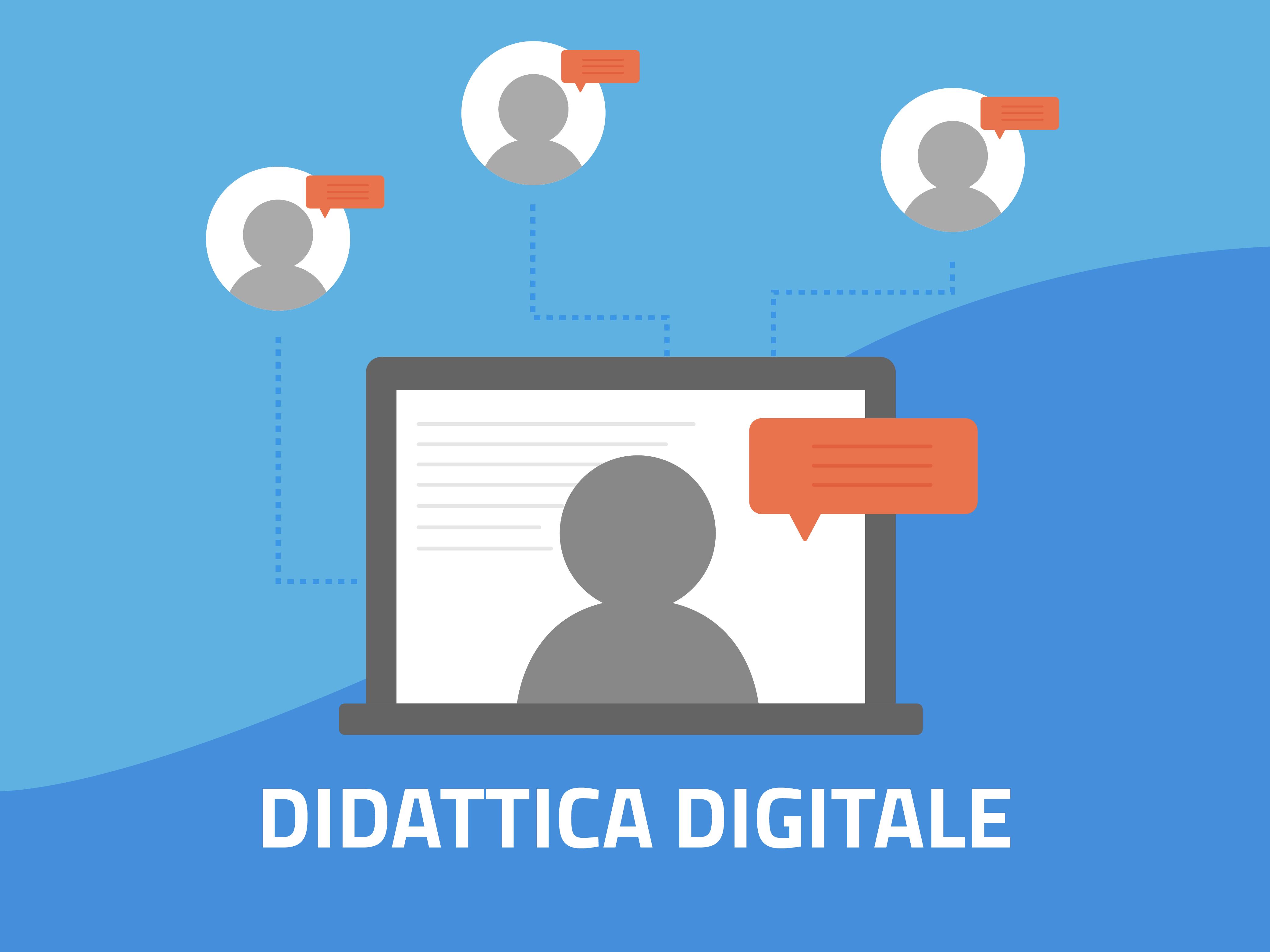 Webinar formativi sulla Didattica Digitale