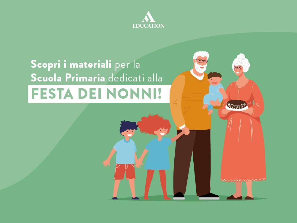 Festeggiamo in classe i Nonni!
