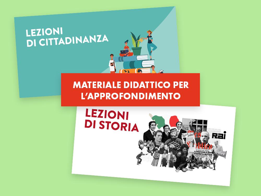 Cittadinanza e Storia: materiale didattico per l'approfondimento