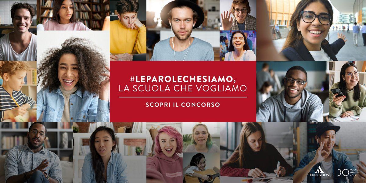 #Leparolechesiamo, la scuola che vogliamo