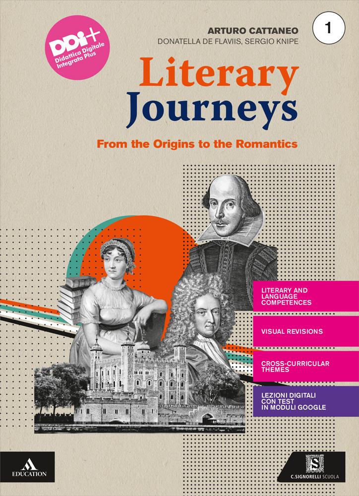 Novità 2021: Literary Journeys