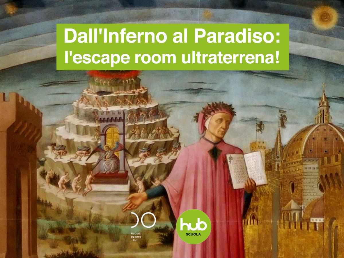 Come avvicinare i tuoi studenti a Dante con un gioco?
