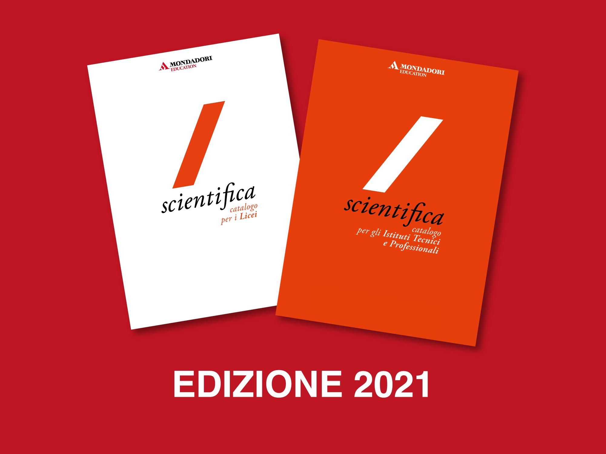 Mondadori Scientifica 2021