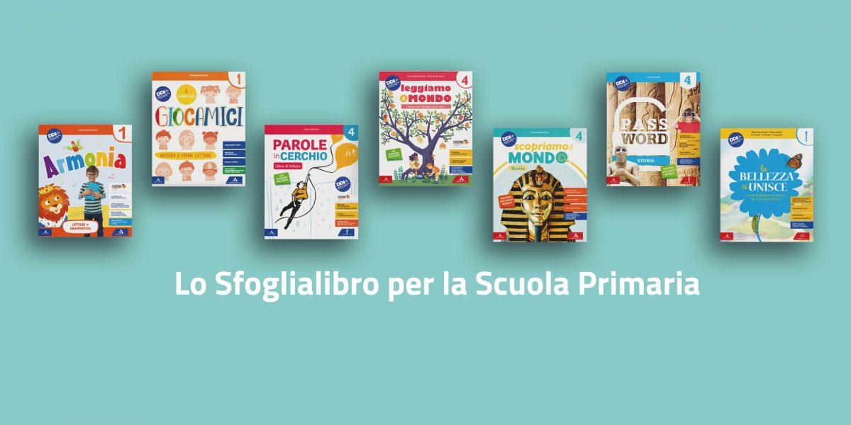 La produzione editoriale 2021 per la Scuola Primaria liberamente consultabile!