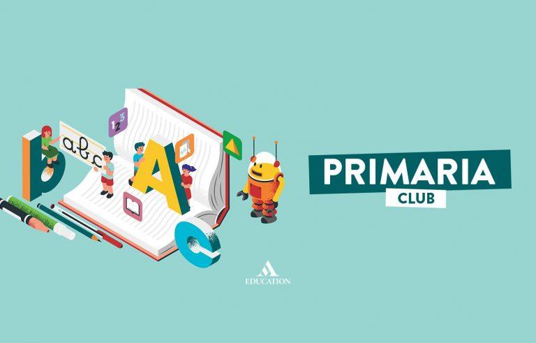 Iscriviti al Gruppo Facebook: Primaria Club