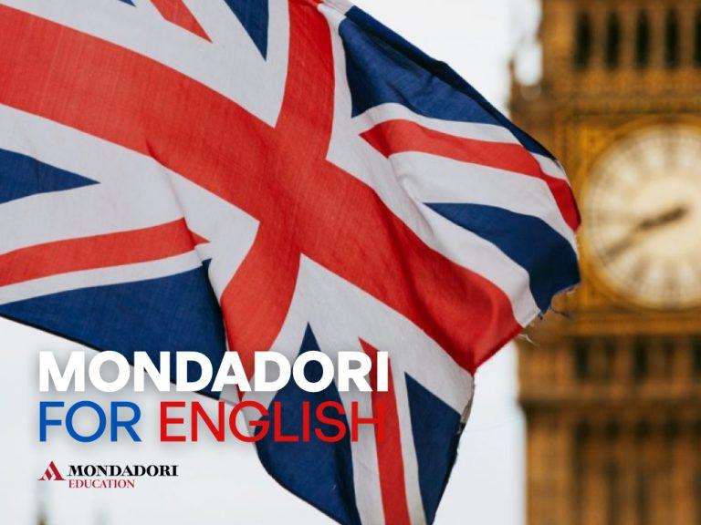 Mondadori for English