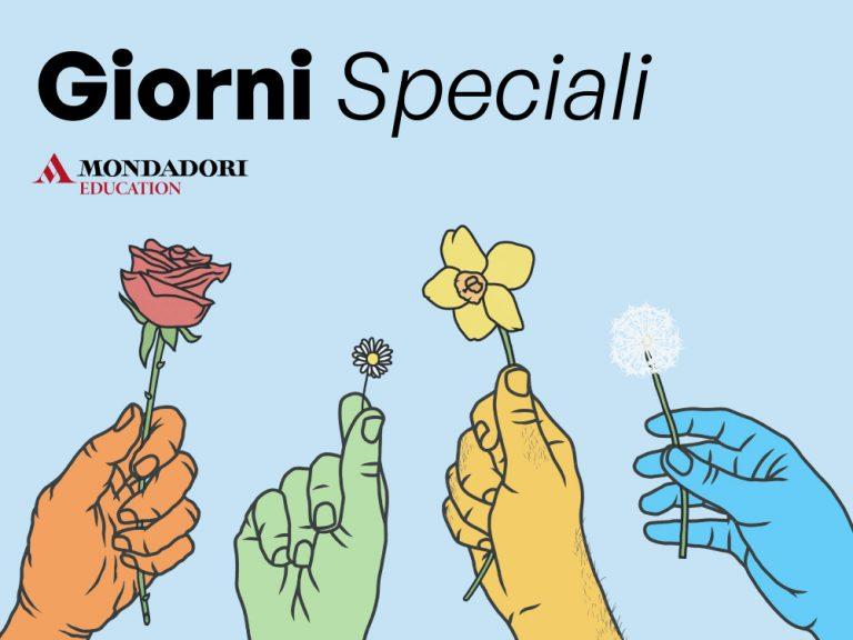 Giorni Speciali, la nuova rubrica per la Scuola Primaria