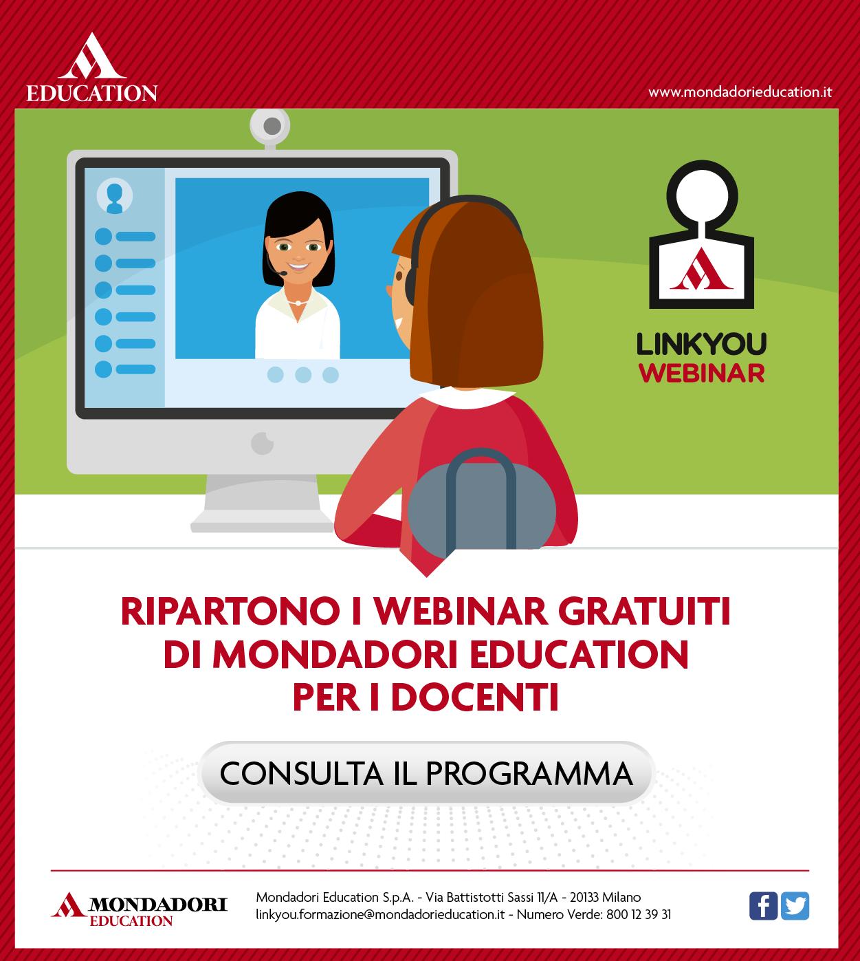 Webinar Mondadori