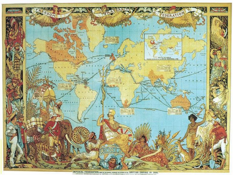 the remarkable british empire Just what drove the expansion of the british empire into one of the largest in history kenneth morgan weighs up whether it was the desire for greater trade or the thirst for conquest.