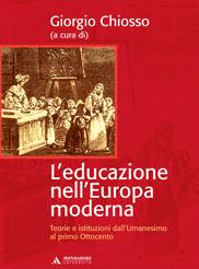 L'educazione nell'europa moderna