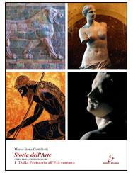 STORIA DELL'ARTE -dalla preistoria all' Età Romana