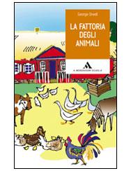 Risultati immagini per la fattoria degli animali orwell