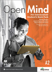 OPEN MIND - PRE-INTERMEDIATE