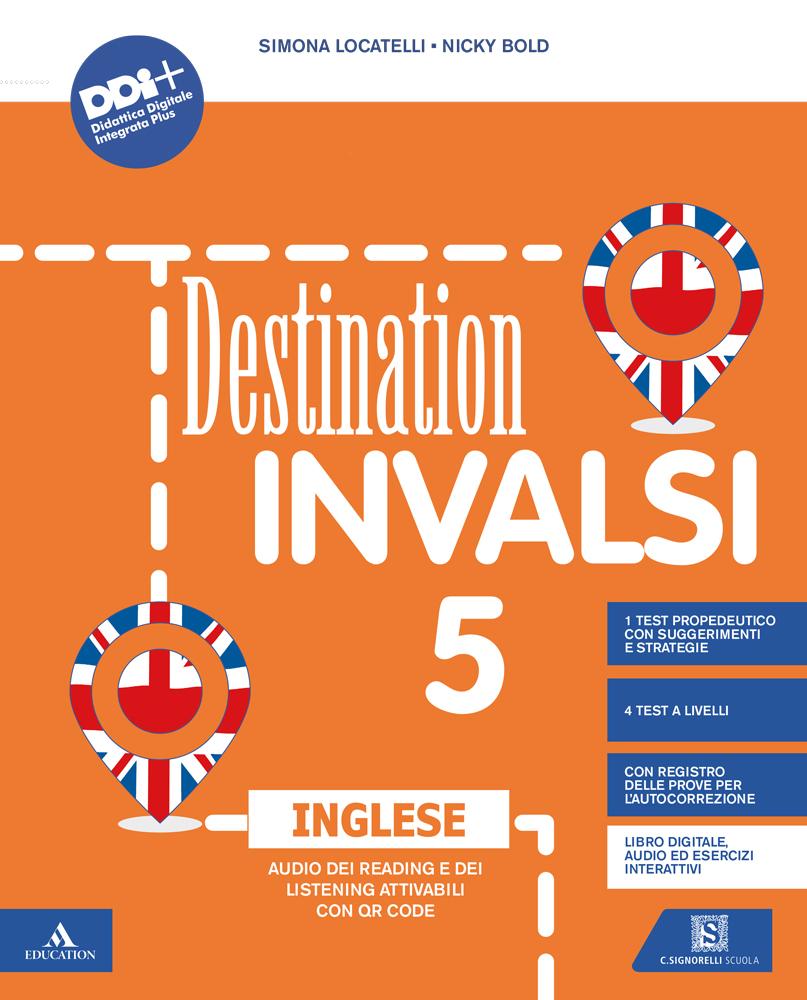 DESTINATION INVALSI - Inglese