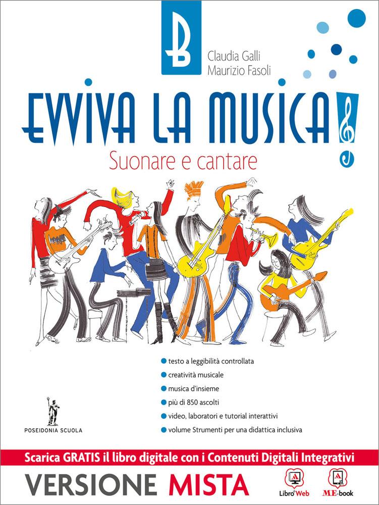 51aefbeed EVVIVA LA MUSICA! - Mondadori Education
