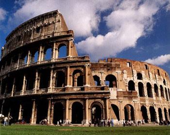 Mondadori scuola for Colosseo da colorare